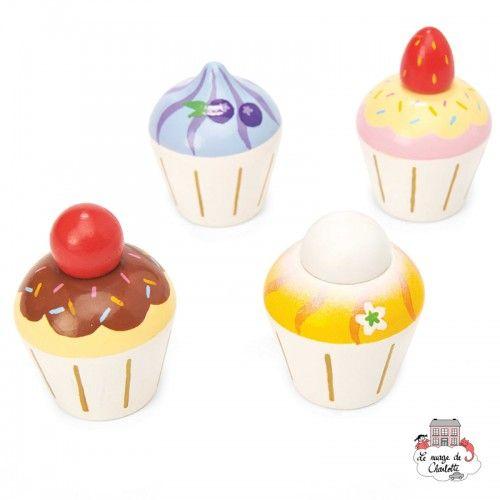 Petit Four Cupcakes - LTV-TV331 - Le Toy Van - Shop - Le Nuage de Charlotte