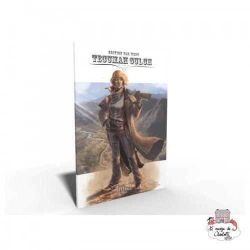 Tecumah Gulch - Livret PJ - DEA0001 - Deadcrows - Jeux de rôle - Le Nuage de Charlotte