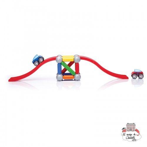 Stunt Cars - SMT0049 - Smart - Magnetic elements - Le Nuage de Charlotte