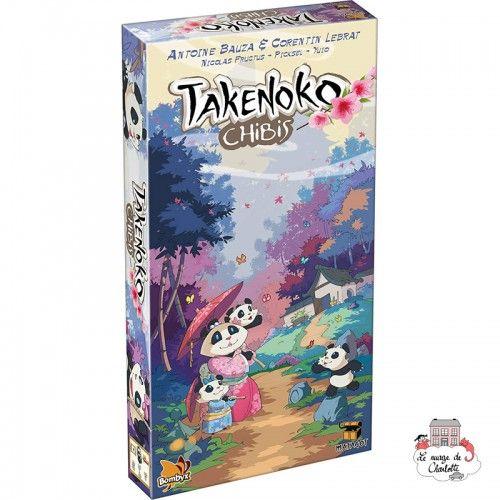 Takenoko - Ext. Chibis - BBX-114041 - Bombyx - Jeux de société - Le Nuage de Charlotte