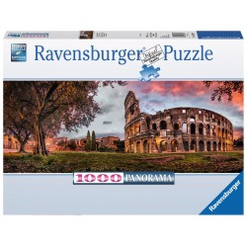 Sunset Colosseum - RAV-150779 - Ravensburger - 1000 pieces - Le Nuage de Charlotte
