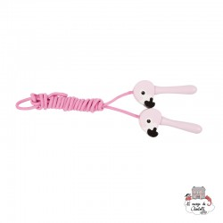 Tropical Flamingo Skipping Rope - S&B0021 - Sass & Belle - Skipping Ropes - Le Nuage de Charlotte