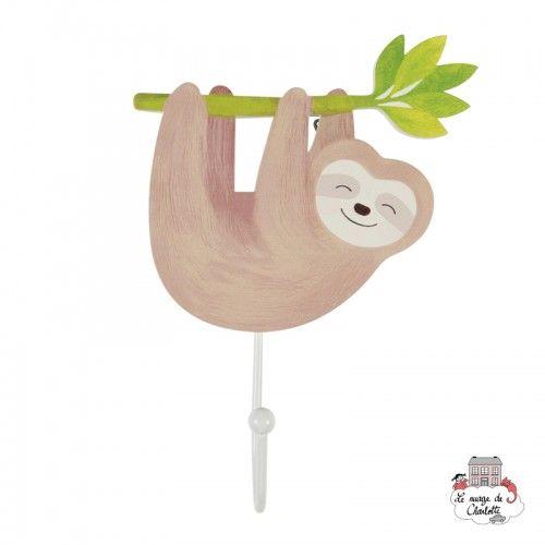 Jungle Sloth Hook - S&B0020 - Sass & Belle - Decorations - Le Nuage de Charlotte