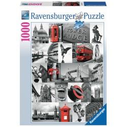 London - RAV-194278 - Ravensburger - 1000 pieces - Le Nuage de Charlotte