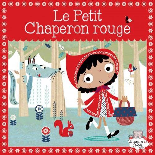 Le petit chaperon rouge - 123-9782359903454 - Editions 123 Soleil - Books - Le Nuage de Charlotte