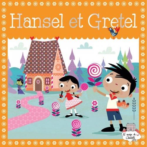 Hansel et Gretel - 123-0011 - Editions 123 Soleil - Books - Le Nuage de Charlotte
