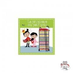La princesse au petit pois - 123-0012 - Editions 123 Soleil - Books - Le Nuage de Charlotte
