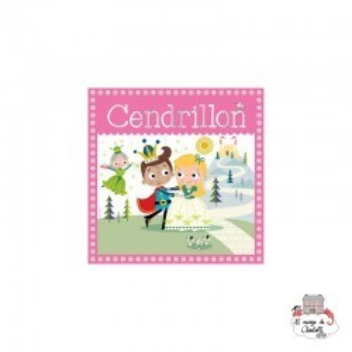 Cendrillon - 123-0013 - Editions 123 Soleil - Books - Le Nuage de Charlotte