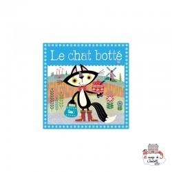 Le chat botté - 123-0014 - Editions 123 Soleil - Books - Le Nuage de Charlotte
