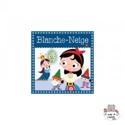 Blanche-Neige - 123-0015 - Editions 123 Soleil - Books - Le Nuage de Charlotte