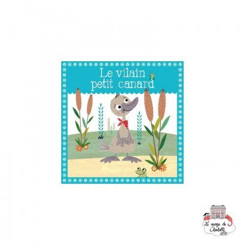 Le vilain petit canard - 123-9782359903492 - Editions 123 Soleil - Books - Le Nuage de Charlotte