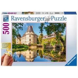 Chateau de l'Islette, France - RAV-136506 - Ravensburger - 500 pieces - Le Nuage de Charlotte