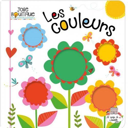 Les couleurs - 123-0047 - Editions 123 Soleil - Preschool - Le Nuage de Charlotte