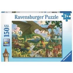 Dragon Voyage - RAV-127184 - Ravensburger - 150 pieces - Le Nuage de Charlotte