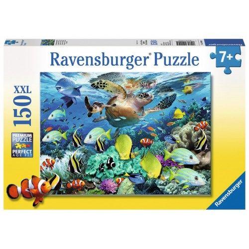 Underwater Paradise - RAV-100095 - Ravensburger - 150 pieces - Le Nuage de Charlotte