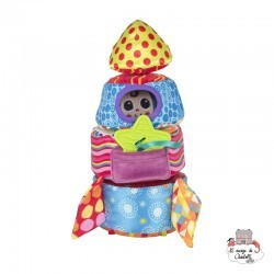 Lamaze Stacking Starseeker - TOM-L27422 - Tomy - Activity Toys - Le Nuage de Charlotte