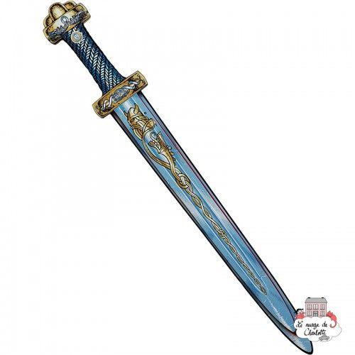 Viking Sword - Harald blue - LTH-B1647 - Liontouch - Disguises - Le Nuage de Charlotte