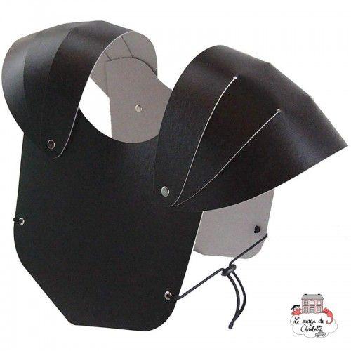 Black armor - BSR-B1311 - BestSaller - Disguises - Le Nuage de Charlotte