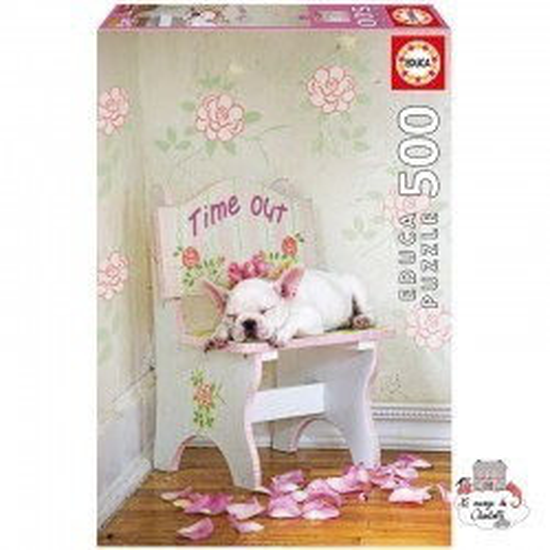 Taking Time Out - EDU-16734 - Educa Borras - Adult Puzzles - Le Nuage de Charlotte