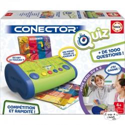 Conector Quiz - EDU-17321 - Educa Borras - Educational Toys - Le Nuage de Charlotte