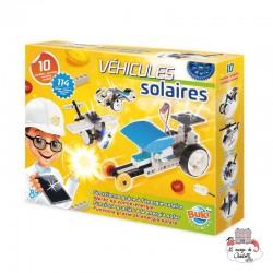 Solar Vehicles - BUK-507340EU - Buki - Educational Toys - Le Nuage de Charlotte