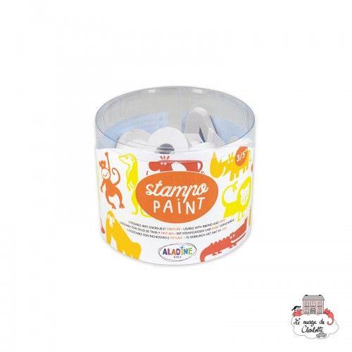 Stampo Paint - Savannah - ALA-03247 - Aladine - Children's Stamps - Le Nuage de Charlotte