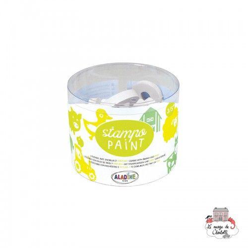 Stampo Paint - Farm - ALA-03248 - Aladine - Children's Stamps - Le Nuage de Charlotte