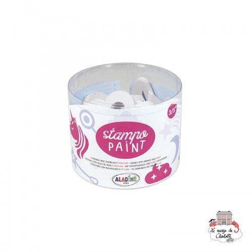 Stampo Paint - Unicorn - ALA-03250 - Aladine - Children's Stamps - Le Nuage de Charlotte