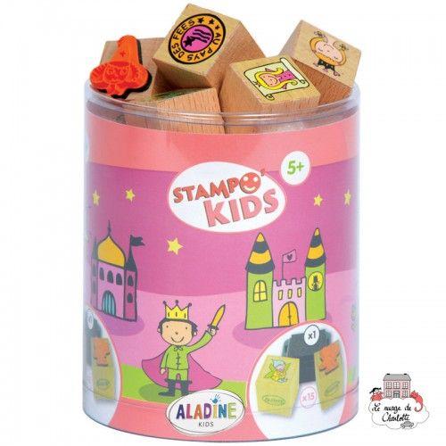 Stampo kids - Fairytale land - ALA-03315 - Aladine - Children's Stamps - Le Nuage de Charlotte