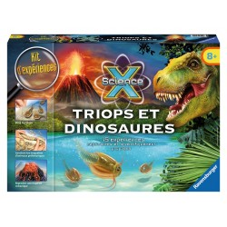 Maxi - Triops et Dinosaures