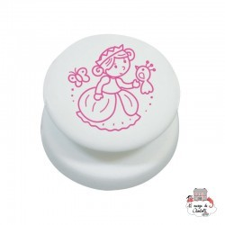 Stampo Baby - World of princesses - ALA-03861 - AladinE - Children's Stamps - Le Nuage de Charlotte