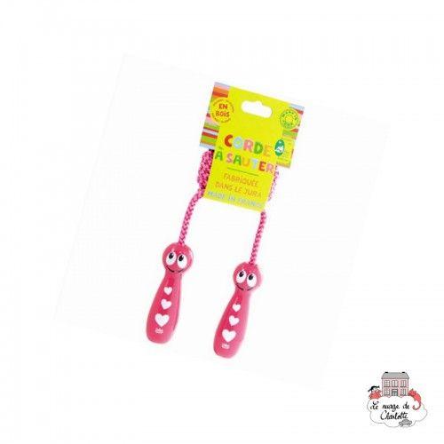 Skipping rope - Lulu - VIL-3021 - Vilac - Skipping Ropes - Le Nuage de Charlotte