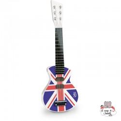 Guitar Union Jack - VIL-8329 - Vilac - Musical Instruments - Le Nuage de Charlotte