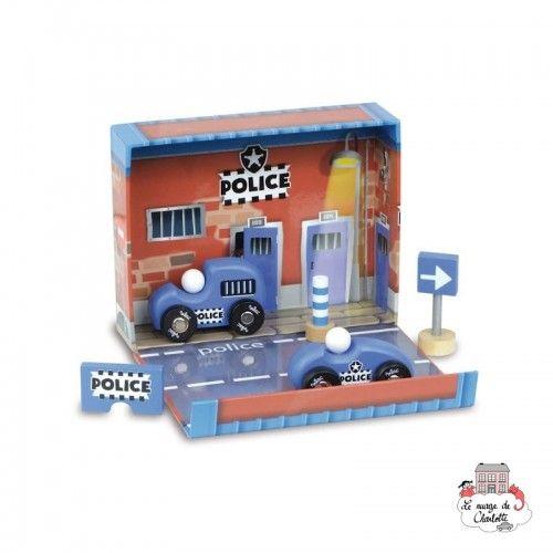 Police Box - VIL-2365 - Vilac - Figures and accessories - Le Nuage de Charlotte