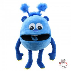 Baby Monsters - Blue - TPC-004401 - The Puppet Company - Hand Puppets - Le Nuage de Charlotte