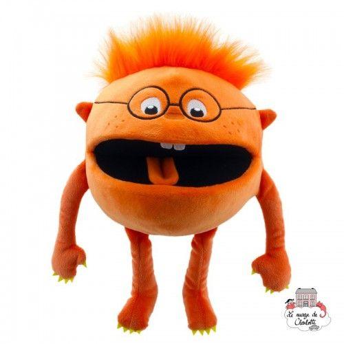 Baby Monsters - Orange - TPC-004404 - The Puppet Company - Hand Puppets - Le Nuage de Charlotte
