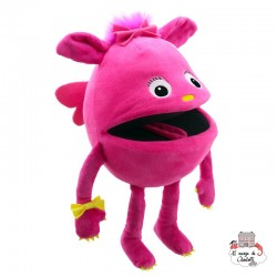 Baby Monsters - Pink - TPC-004405 - The Puppet Company - Hand Puppets - Le Nuage de Charlotte