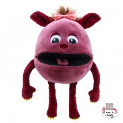Baby Monsters - Rasberry - TPC-004407 - The Puppet Company - Hand Puppets - Le Nuage de Charlotte