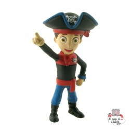 Paw Patrol Ryder Pirate - COM-Y90181 - Comansi - Figures and accessories - Le Nuage de Charlotte