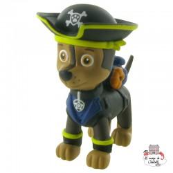 Paw Patrol Chase Pirate - COM-Y90182 - Comansi - Figures and accessories - Le Nuage de Charlotte