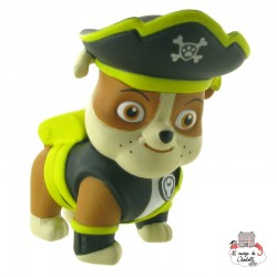 Paw Patrol Rubble Pirate - COM-Y90183 - Comansi - Figures and accessories - Le Nuage de Charlotte