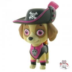 Paw Patrol Skye Pirate - COM-Y90184 - Comansi - Figures and accessories - Le Nuage de Charlotte