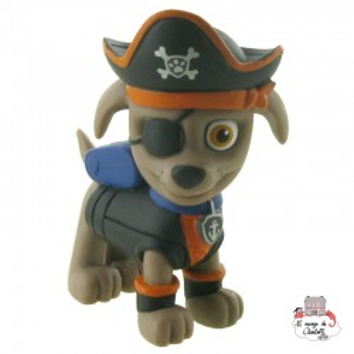 Paw Patrol Zuma Pirate - COM-Y90185 - Comansi - Figures and accessories - Le Nuage de Charlotte