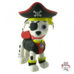 Paw Patrol Marshall Pirate - COM-Y90186 - Comansi - Figures and accessories - Le Nuage de Charlotte