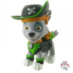 Paw Patrol Rocky Pirate - COM-Y90187 - Comansi - Figures and accessories - Le Nuage de Charlotte