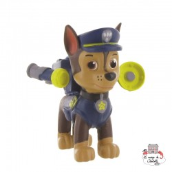 Paw Patrol Chase - COM-Y99877 - Comansi - Figures and accessories - Le Nuage de Charlotte