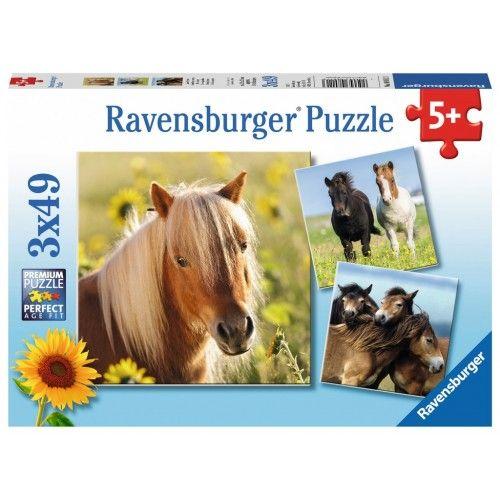 Loving Horses - RAV-080113 - Ravensburger - For littles - Le Nuage de Charlotte