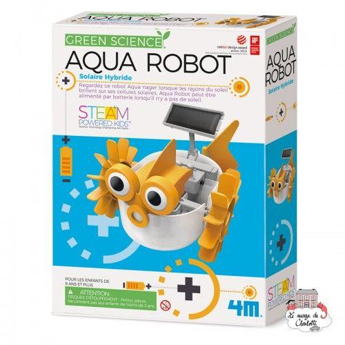 STEAM - Aqua Robot - 4M-5663415 - 4M - Discovery boxes - Le Nuage de Charlotte