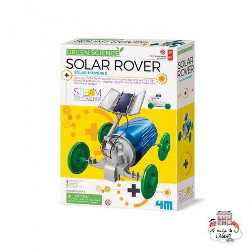 STEAM - Solar Rover - 4M-5603286 - 4M - Discovery boxes - Le Nuage de Charlotte