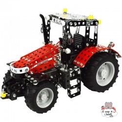 Tractor R/C MASSEY FERGUSON MF-5430 - TRO-10087 - Tronico - Metal Construction - Le Nuage de Charlotte